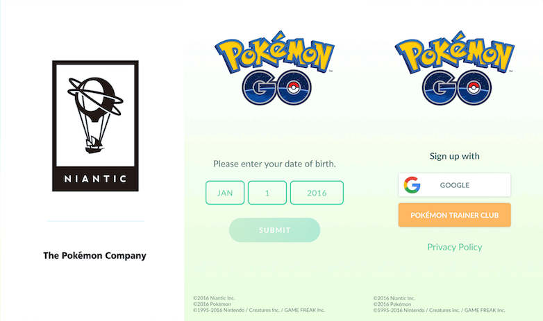 Pokemon Go Is Now Live In The US