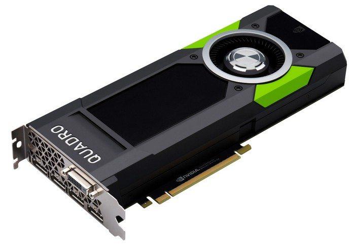 Quadro P5000 ( P6000 )