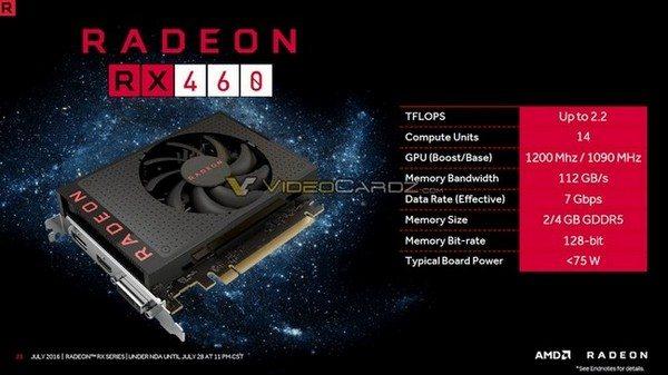 RX 460 (RX 470)