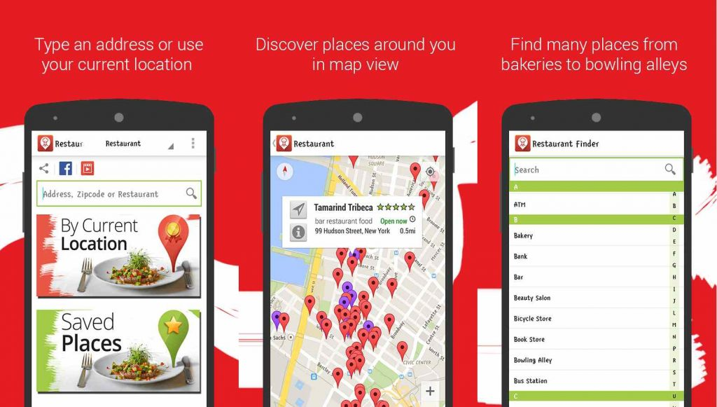 best restaurant finder app