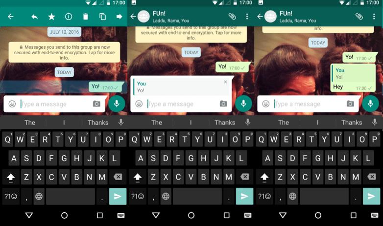WhatsApp_testing