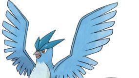 articuno pokemon go