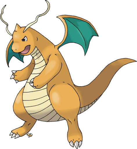 dragonite pokemon go