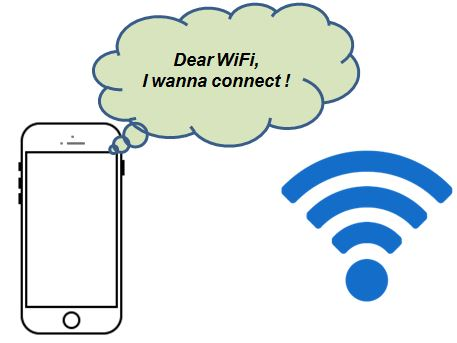 WiFi not working on iPhone