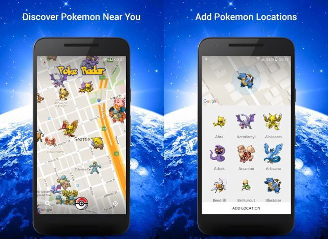 Poke Radar for Pokemon GO 1.6 APK Download for Android Latest Version Released – MobiPicker
