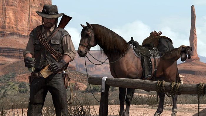 Read Dead Redemption