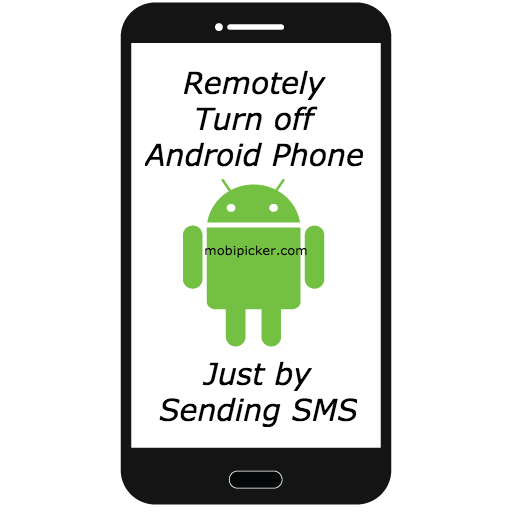 remotely turn off android phone