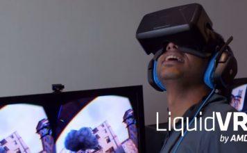 AMD IFA 2016 details of VR
