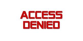 cannot delete a file access denied