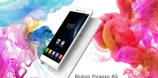 Bluboo Picasso 4G presale offer