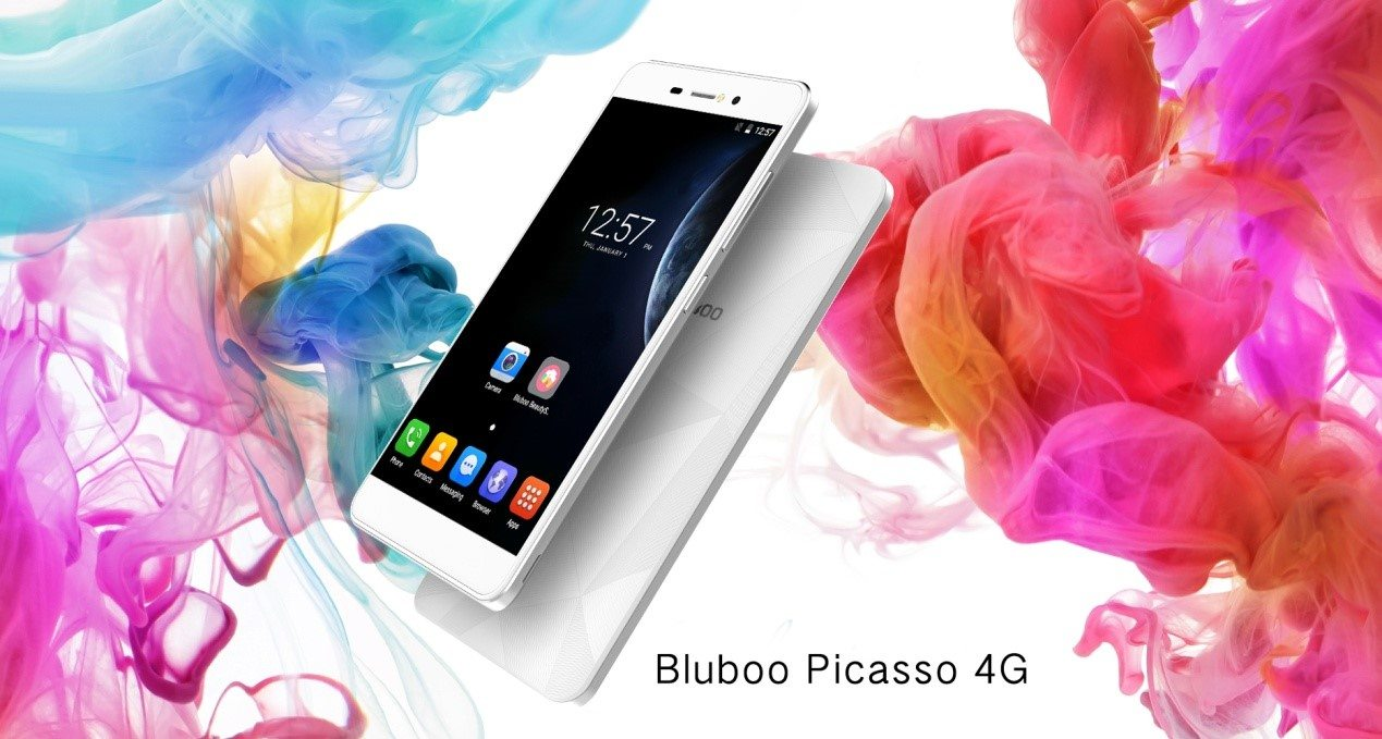 Bluboo Picasso 4G teased