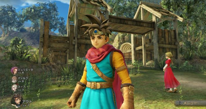 Dragon Quest XI, Nintendo NX