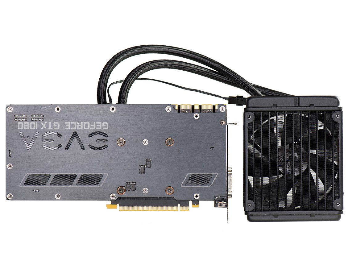 EVGA GTX 1080 FTW HYBRID official