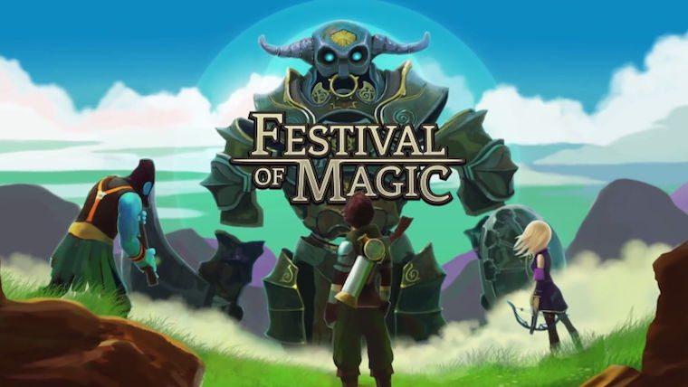 Earthlock FEstival Of MAgic Xbox One