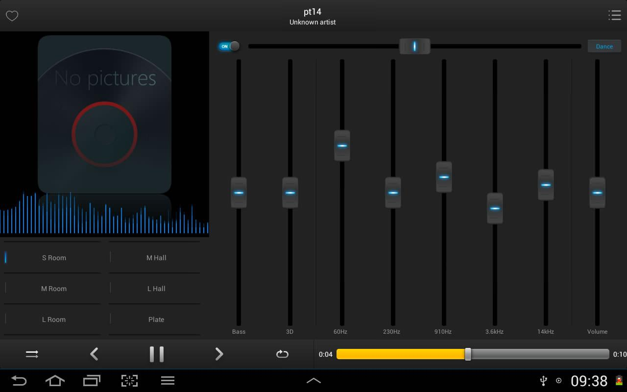 Equalizer Music Player for Windows 10 - Free download and
