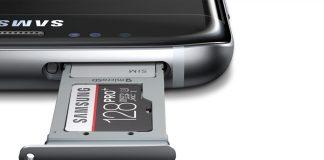 Hybrid SIM Card Slot
