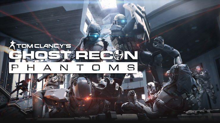 Ghost Recon Phantoms 1 Ubisoft