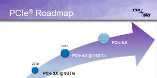 PCIe 4.0 is incoming next year