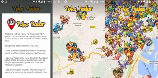 Poke Radar for GO version 1.1 (8) is officially available to download