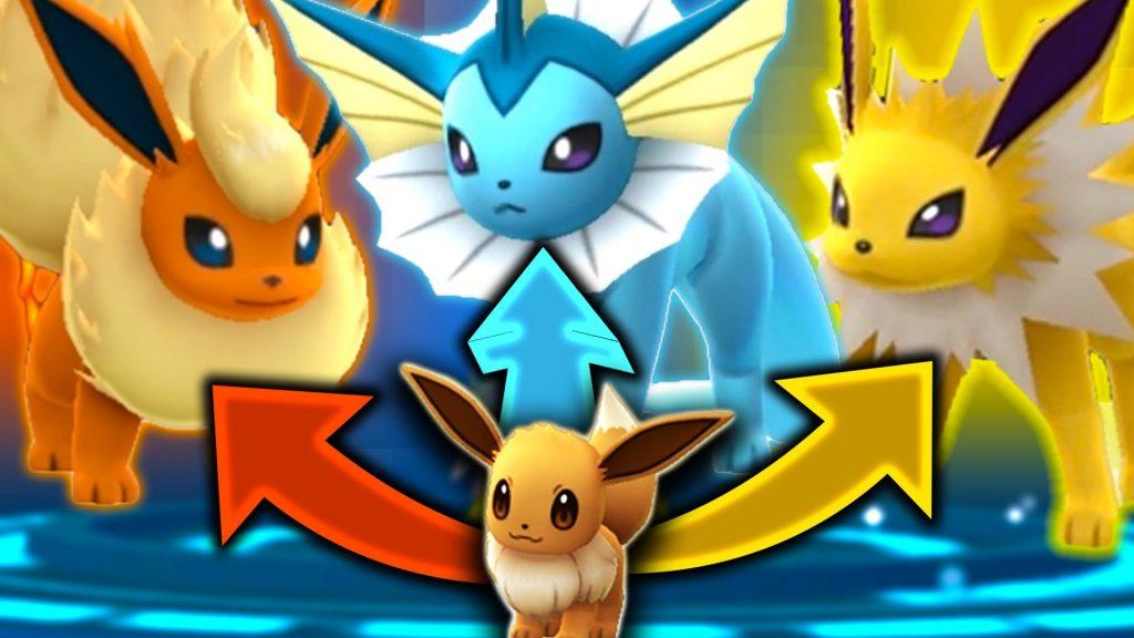 Pokemon GO Eevee