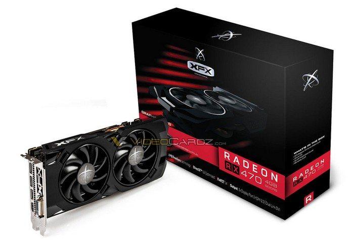 RX 470 3