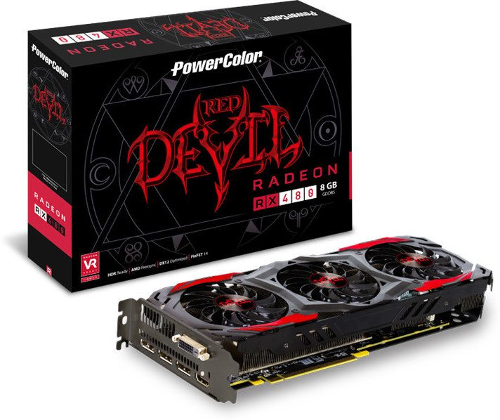 PowerColor RX 480 gets unlocked BIOS switch
