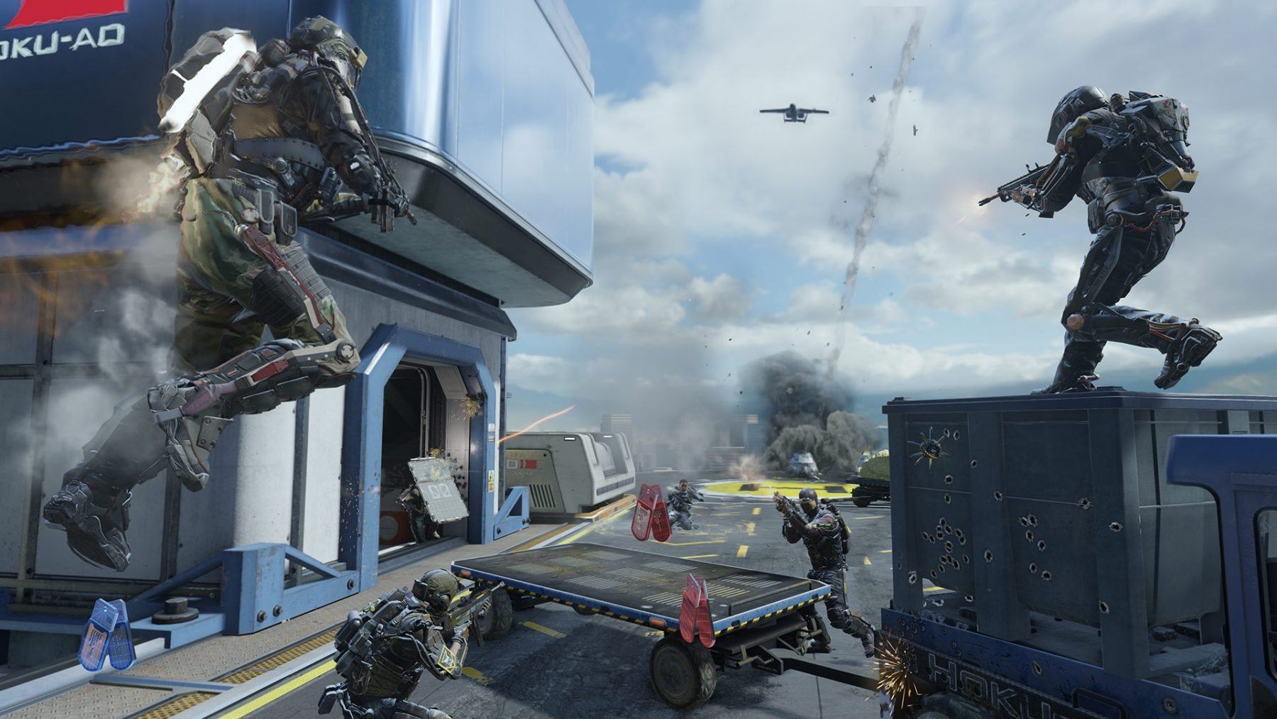 Best PS4 Shooting Games