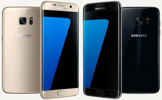 Samsung Galaxy S7 Edge Android Nougat Update Firmware Via Samsung