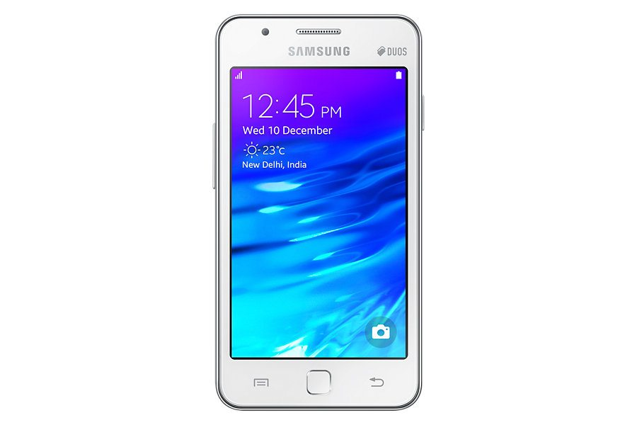 Samsung Z1 that was released in Jan 2015