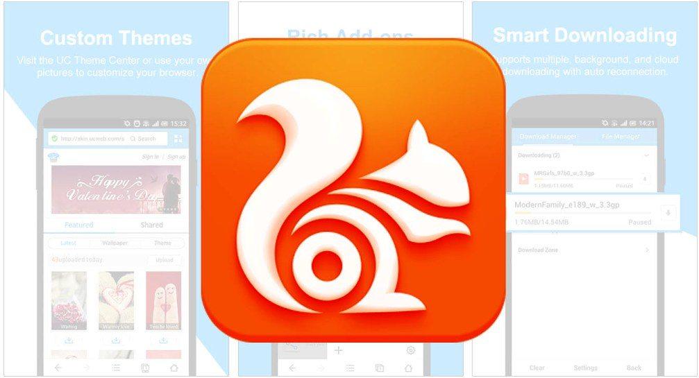 UC Browser 11.0.0.828 APK download