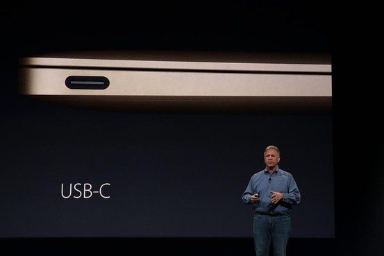 USB Type C is coming on the new MacBook (image source: blogs.wsj.com)
