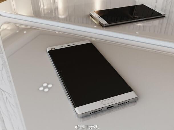 Xiaomi Mi Note 2- Leak 1