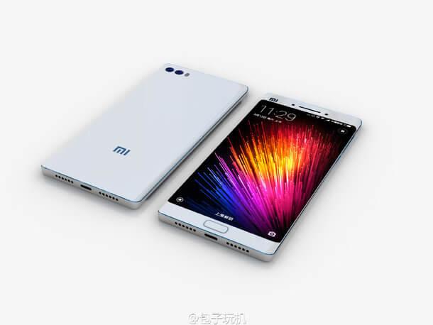 Xiaomi Mi Note 2- Leak 4