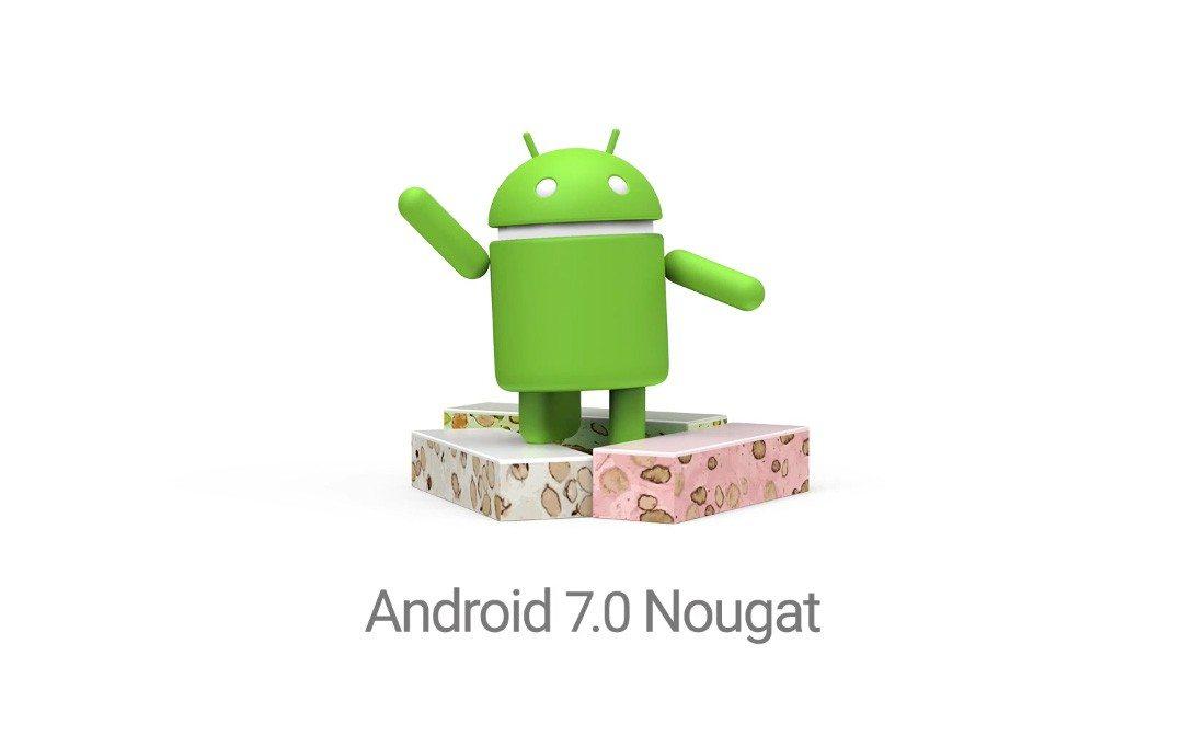 Android 7.0 Nougat Update LG V5