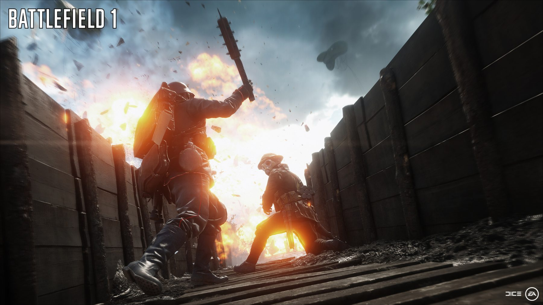 Battlefield 1 Premium Pass Detailed, To Feature 16 Maps