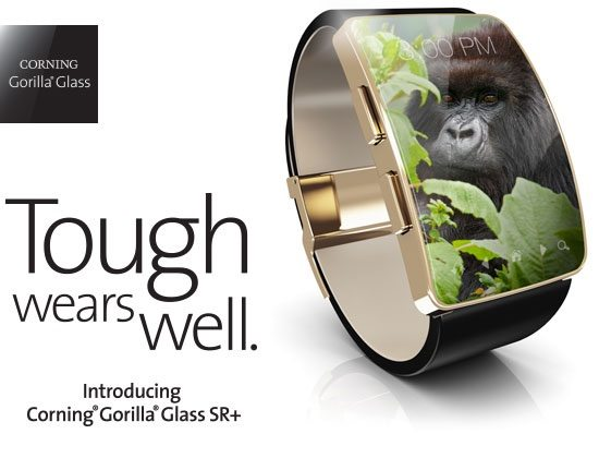 Gorilla Glass SR+ Corning announcement