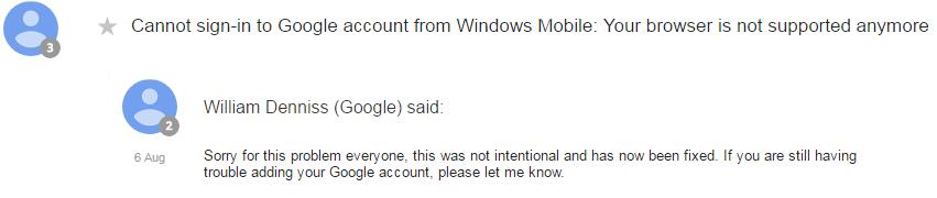 google-response