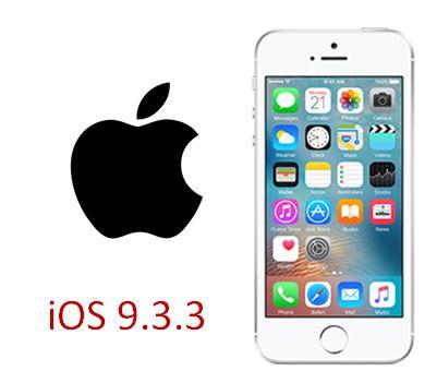 iOS 9.3.3.