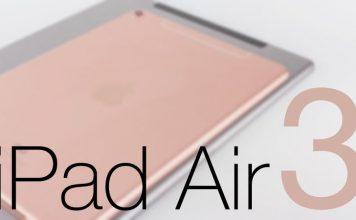 iPad Air 3 release date, specs