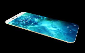 iPhone 8 glass body OLED display