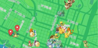 Maps for Pokémon GO