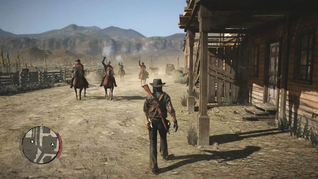 GTA 6 Red Dead Redemption 2