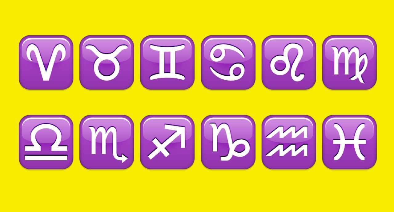 zodiac emoji meaning