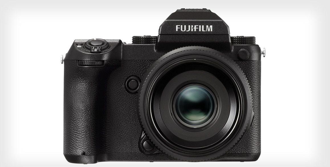 51MP Fujifilm Medium Format Mirrorless Camera GFX 50S Announced