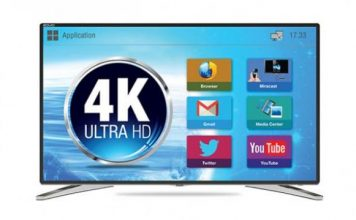 55 Inch And 65 Inch Mitashi 4K Ultra HD LED TVs Launched