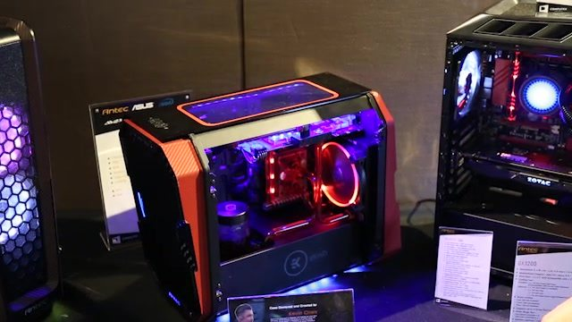 antec gx1200 chassis preview