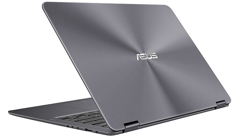 Asus ZenBook Flip UX360CA With 360 Hinge Launched At INR 46,990