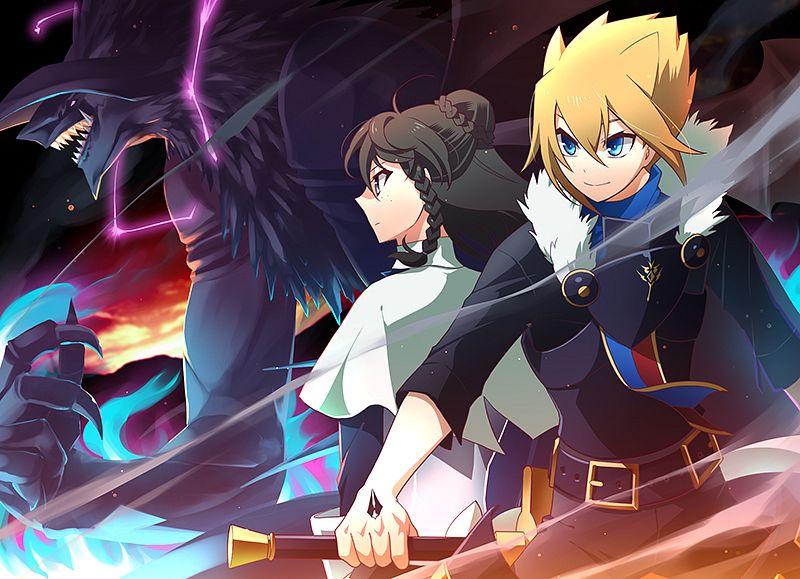 Image Courtesy: http://www.zerochan.net/Chaos+Dragon