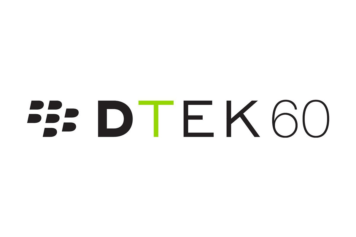 BlackBerry DTEK60 Promo Image Leaked With a More Flashy Appearance
