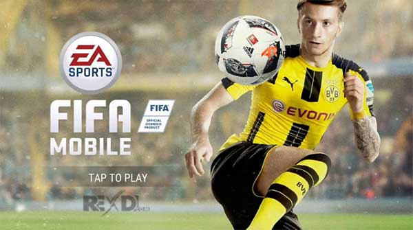 FIFA Mobile Soccer 1.1.0 Download APK Right Now on Your Android Device